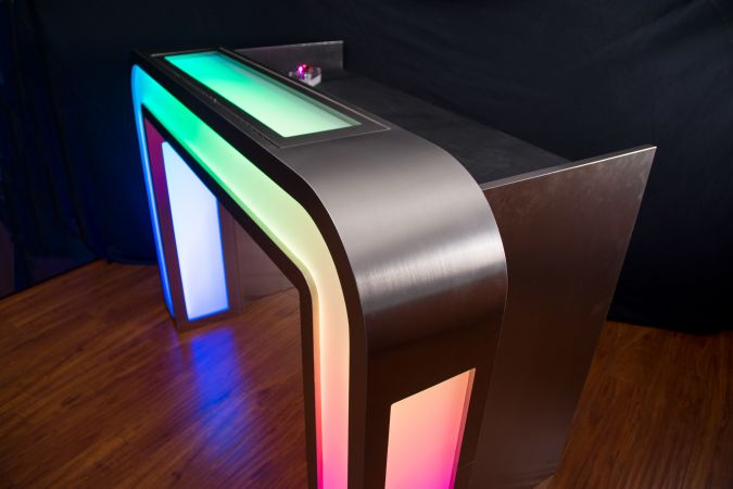 Illuminated DJ Table #199<br>6,000 x 4,000<br>Published 1 year ago
