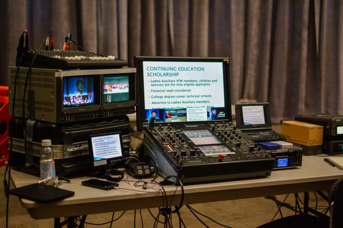 Video Production VFW Convention #318<br>6,000 x 4,000<br>Published 1 year ago